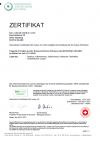 HDC BIO Suisse Zertifikat