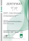ISO 9001 2015 Zertifikat 2020-2023
